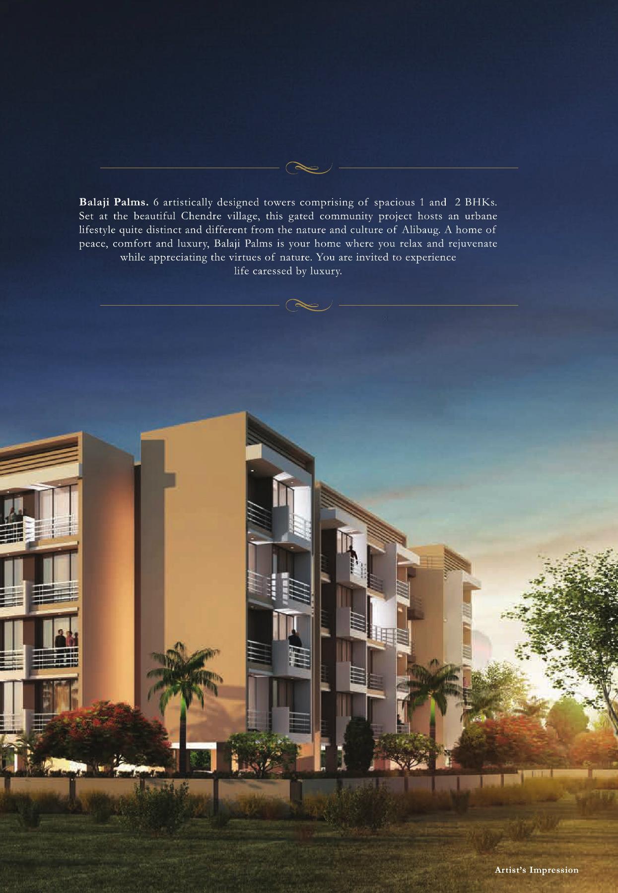 Balaji Palms Alibaug E Brochure